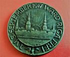 Vintage German Imperial Commemorative Medals The First World War - Riga Frei.