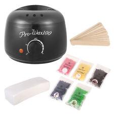 Wachswärmer Wachsgerät Wax Enthaarung Waxing Kit Wachs Haarentfernung Set