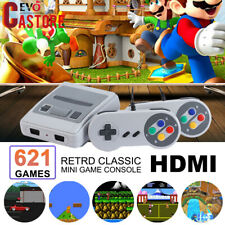 621 in 1 Retro Classic Mini NES Game Console TV HDMI with 2 Controler