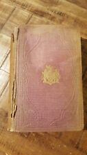 1862 MANUAL OF THE CORP. OF THE CITY OF NEW YORK - Numerous Plates & Maps