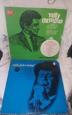 EDDIE FISHER merry mary christmas LP ave maria white silver bells lot of 2