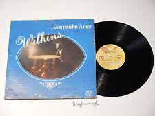 WILKINS - CON MUCHO AMOR, PRS-8017 VELVET PUERTO RICAN PRESS