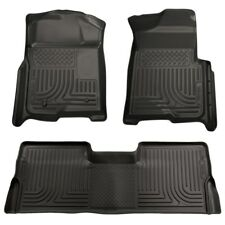 Husky Liner 98331 Weatherbeater Floor Mats Set 2009-2014 Ford F150 Supercrew