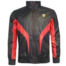 Nylon Zip Neck Biker Jackets for Men