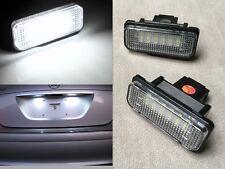 W203 WAGON 5D NO ERROR LED LICENSE PLATE LIGHT LAMP FOR 01-07 c240 c320 c32 c55