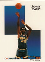1992 Courtside College Flashback Basketball Cards (Pick From List)