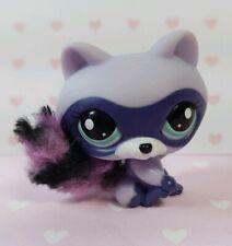 Littlest Pet Shop Figur Waschbär #2580 fluffy LPS