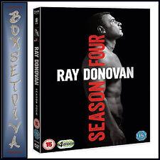 RAY DONOVAN - COMPLETE SEASON 4   *** BRAND NEW DVD ***