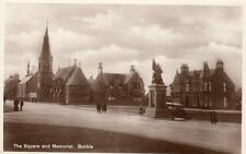 More details for the square & memorial buckie nr lossiemouth unused rp pc
