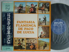 PACO DE LUCIA FANTASIA FLAMENCA / WITH OBI