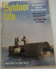 Outdoor Life Magazine How To Buy Hunting clothes October 1958 062415R2