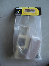 K-Line Lionel O Scale Plastic Suburban Ranch House Building Kit NIP 21383