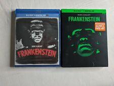 (Blu-ray) FRANKENSTEIN (Restored, Digital Copy, Limited Edition Slipcover)