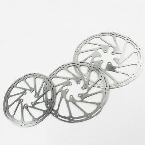 MTB Bike Bicycle 160 / 180 / 200mm 6 Bolts Rotors Stainless Steel Rotor Disc