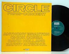 Anthony Braxton Circle ECM 1018 free jazz NM # 57
