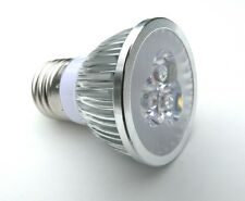 3LED x 3Watt Lamp 940nm IR Infrared Bulb illuminator Spotlight E26 E27 invisible