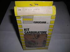 KIT CARBURATORE COMPLETO FIAT 132 GLS RIF.2056