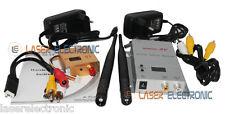 Kit Trasmettitori Wireless 1.2Ghz 300mW Alta Potenza Lungo Raggio 700 metri