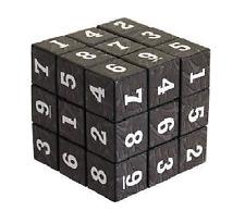 Sudoku Kube Puzzle Cube Game Sudokube Maths Educational Toy
