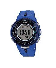 Casio Pro-Trek PRW-3000-2 Atomic Triple Sensor Solar Compass Mens Watch PRW-3000