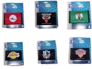 Nylon  wallets NBA Teams  114152