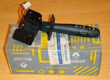 Genuine Renault 7701044278 light switch column stalk