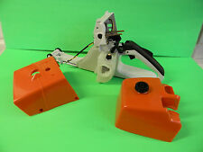 STIHL CHAINSAW 046 MS460 REAR TANK HANDLE NEW AIR FILTER COVER AND TOP COVER
