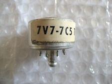 1 x Loktal Tube 7V7 - 7C5 To 12BY7 Socket Adapter