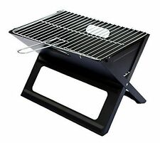 Folding Portable Grill Notebook - Camping Fireplace Cooking
