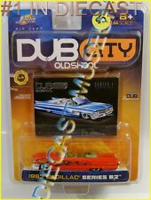 1962 '62 CADILLAC SERIES 62 DUB CITY OLD SKOOL DIECAST JADA