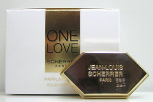 Jean-Louis Scherrer One Love 1,2 G Profumo Solide