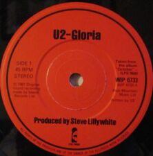"U2 - Gloria ~ 7"" Single"