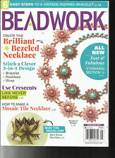 BEAD WORK MAGAZINE,      APRIL / MAY, 2017