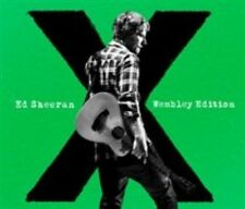 Ed Sheeran X Wembley Edition CD DVD UK 2015 1stclassuk Post Christmas