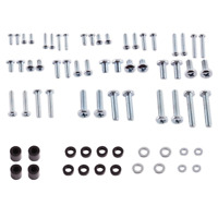 Universal TV Fixing Kit M4 M5 M6 M8 Bolts Spacers Washers Samsung LG Mount