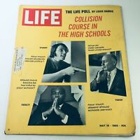 VTG Life Magazine May 16 1969 - Collision Course in The High Schools