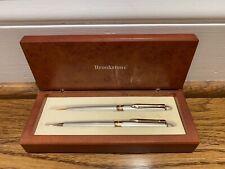 Brookstone Ballpoint and Mechanical Pencil Set by Minka