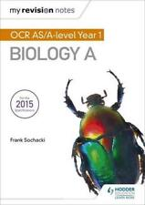 My Revision Notes: OCR AS Biology A Second Edition by Sochacki, Frank | Paperbac