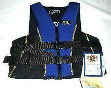 Stearns 5430 Néoprène Sports Nautiques Gilet Bleu Grand 7439