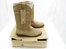 EMU Australia Women's El Rancho Western Style Boots Chestnut size UK 5 BNWT
