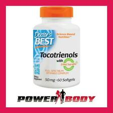 Doctor's Best - Tocotrienols, 50mg - 60 softgels