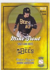 MIKE TROUT 2012 ROOKIE PHENOMS SALT LAKE BEES