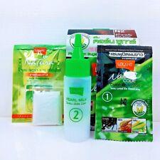 Lolane N2 nature code grey coverage color hair shampoo non-ammonia 10 ml.