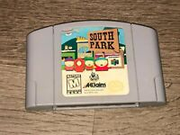 South Park Nintendo 64 N64 Cleaned & Tested Authentic