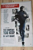 Filmposter Filmplakat DIN A1 59 x 84 cm - The Company you keep - Akte Grant -Neu