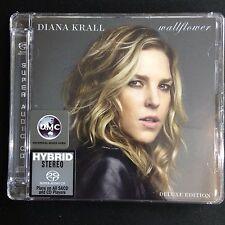 Diana Krall Wallflower Deluxe Edition Hybrid SACD CD NEW Japan