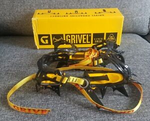 Grivel G12 New Classic Crampons 12 Point Ice Climbing Mountaineering HillWalking