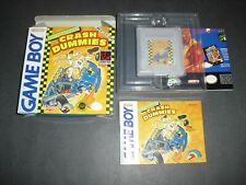 Incredible Crash Test Dummies Complete & NEAR MINT COND for Gameboy! Authentic