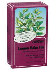 Salus Floradix Lemon Balm (Melissa) Herb Tea - 15 Bags