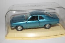 Pilen Toys, 1970's Opel Manta Coupe, 1/43 Scale Made in Spain, Nice Original